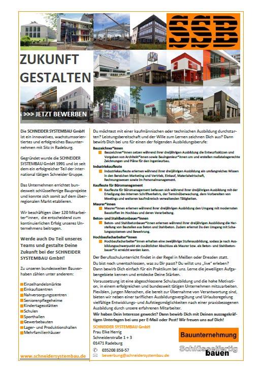 Download Flyer Ausbildungsangebote